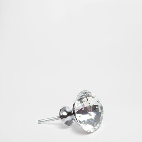 Tirador Cristal (Set De 2) - Tiradores - Decoración | Zara Home España