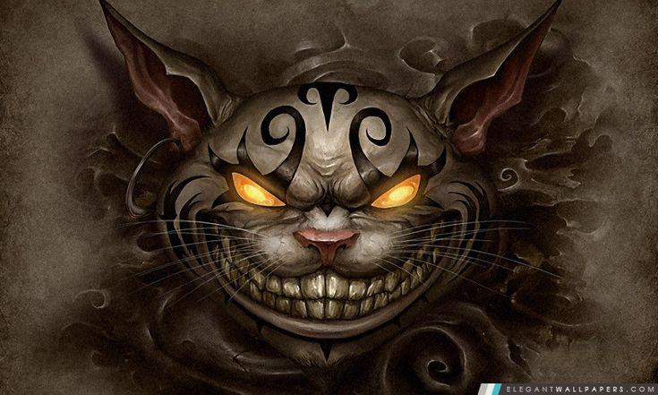 Alice Madness Returns Cheshire Cat