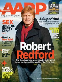 Robert Redford Enjoying a 'Whole New Life' with Second Wife - info about his mother's death