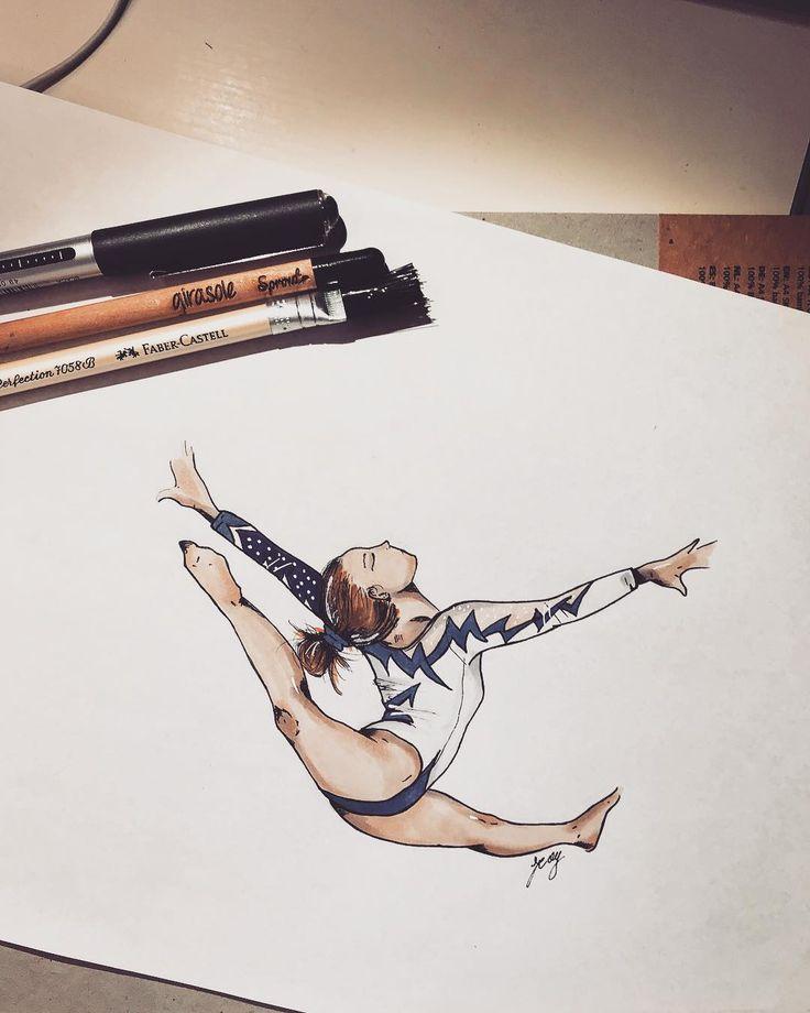 Ferly! carlyferly  #boom #gymnast #gym #beam #love #art