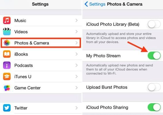 how to delete photos from my iphone using iphoto