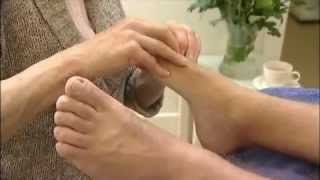 The Association of Reflexologists video