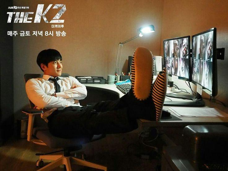 The k2 jichangwook