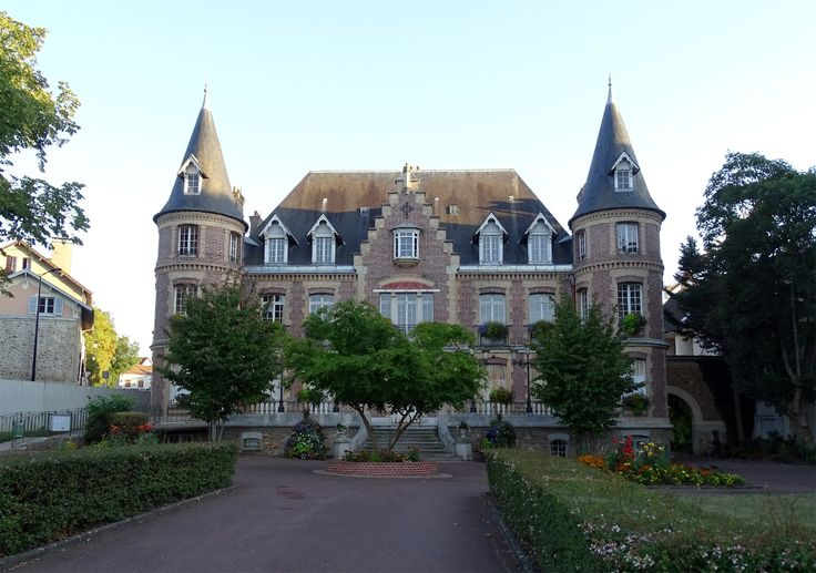 Chateau Maurice Froment, Epinay sous Senart