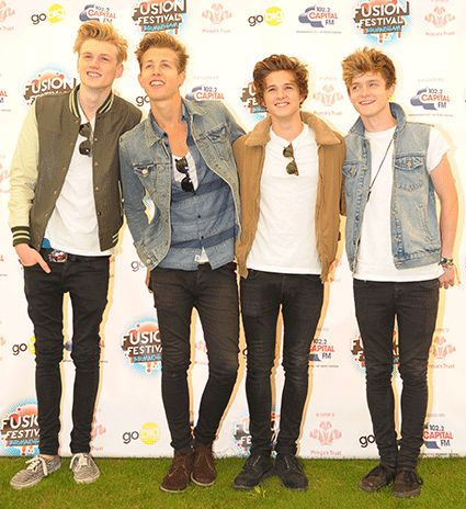 """The Vamps on One Direction: """"They deserve every success they get"""" - The Vamps images - sugarscape.com"""