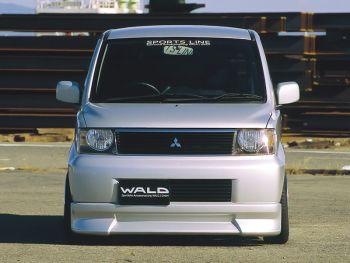 WALD Mitsubishi eK-Wagon Sports Line (H81W) '2004–06