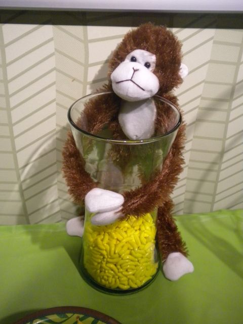 """Photo 2 of 26: Jungle Safari / Baby Shower/Sip & See """"Jungle Themed Baby Shower"""" 