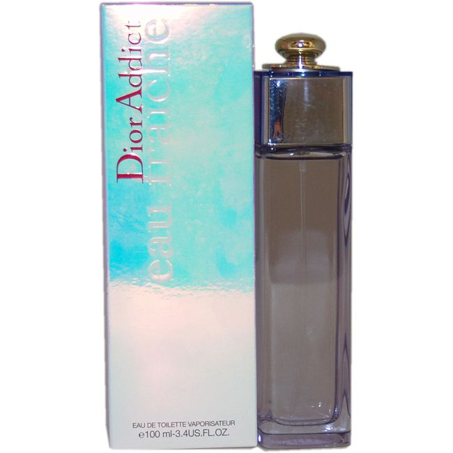 Christian Dior Addict Eau Fraiche Women's 3.4-ounce Eau de Toilette Spray