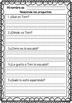 1000 ideas about spanish teaching resources on pinterest spanish worksheets and middle. Black Bedroom Furniture Sets. Home Design Ideas