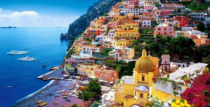 Top 5 Italy Tourist Attractions.  www.vivatuscanytours.com