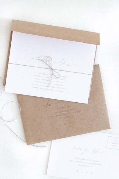 Design Love | Gorgeous Invitation design