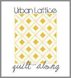 Urban Lattice Paper Pieced Quilt-a-Long: Quilts Patterns, Quilts Inspiration, Quilti Inspiration, Lattice Quilts Along, Urban Lattice, Lattice Quiltalong, Quilts A Long, Quilts Ideas, Quilts Tutorials