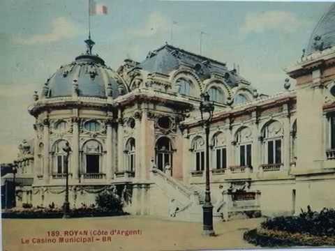 Collection cartes postales anciennes Royan Le Casino 1894 par Redon