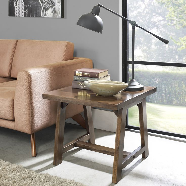 the hawkins side end table is a flexible and beautiful furniture piece this table can be used throughout the house in the living room family room