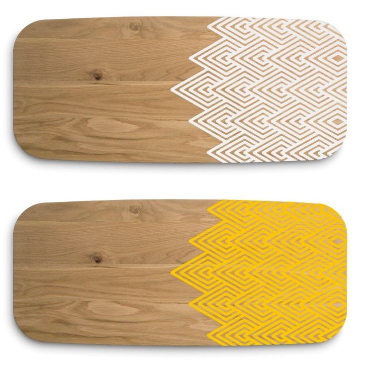 The Umuntu Coffee tables done in Oak with a resin inlay pattern.
