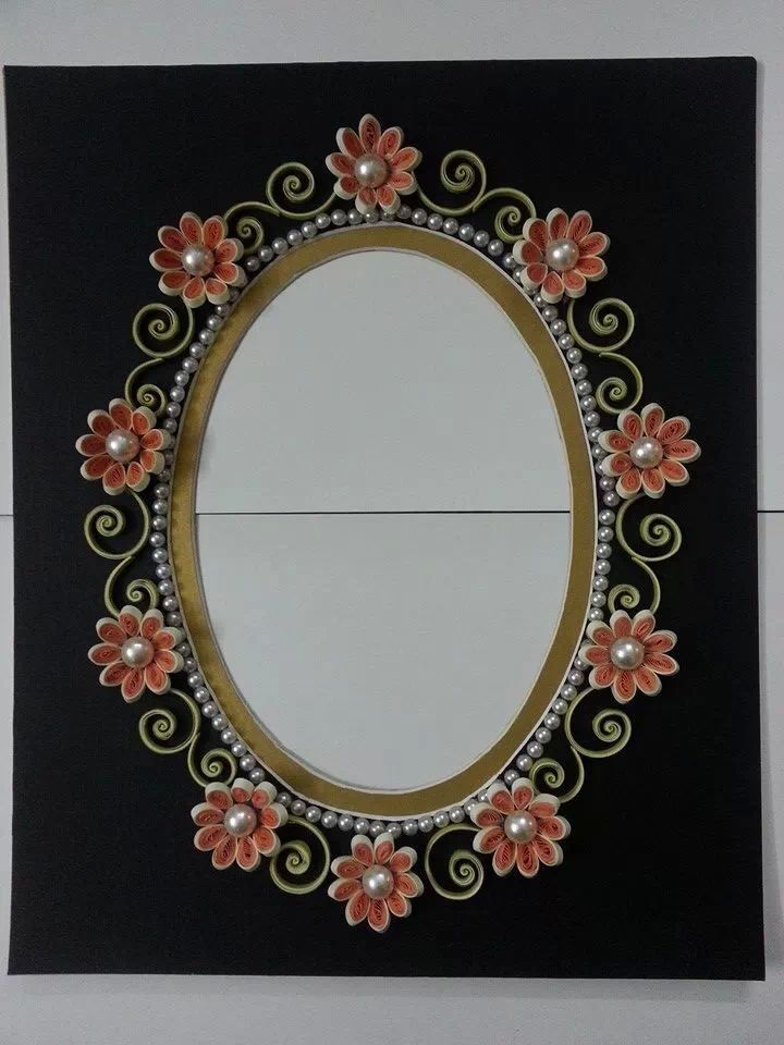 quilled frames - Google Search