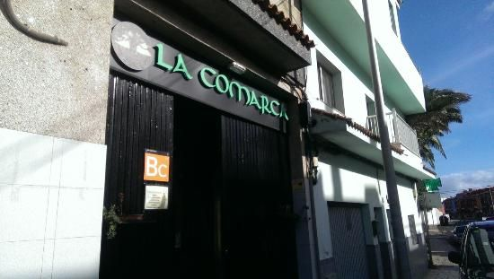 Restaurante La Comarca en Tenerife