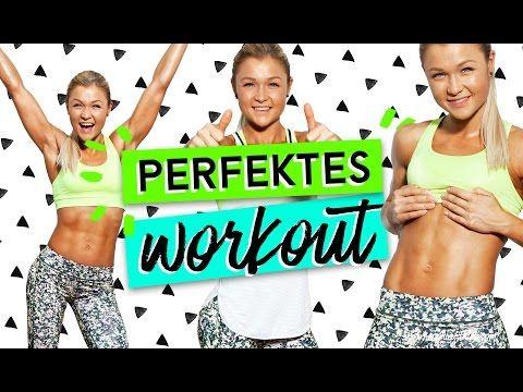 Sophia Thiel Trainingsplan - Übungen für jede Muskelgruppe!