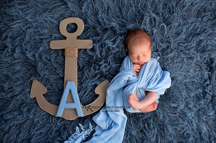 Nautical Newborn Sessions - Footsteps Photography, Maternity and Newborn RAF Mildenhall and Lakenheath