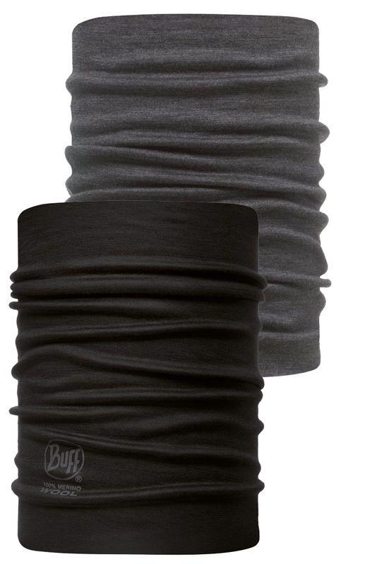 Komin Neckwarmer Buff® Wool Black