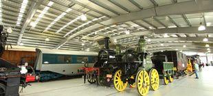 Plan a visit - National Railway Museum Shildon Shildon DL4 2RE - 37mins