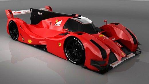 Articolo su Ferrari F330 LMP1