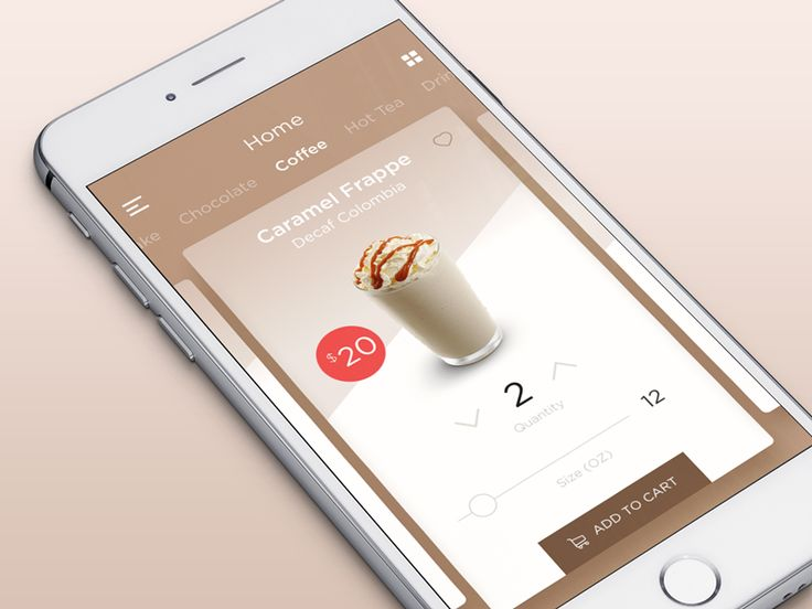 User interface by @IwarsiCreatives