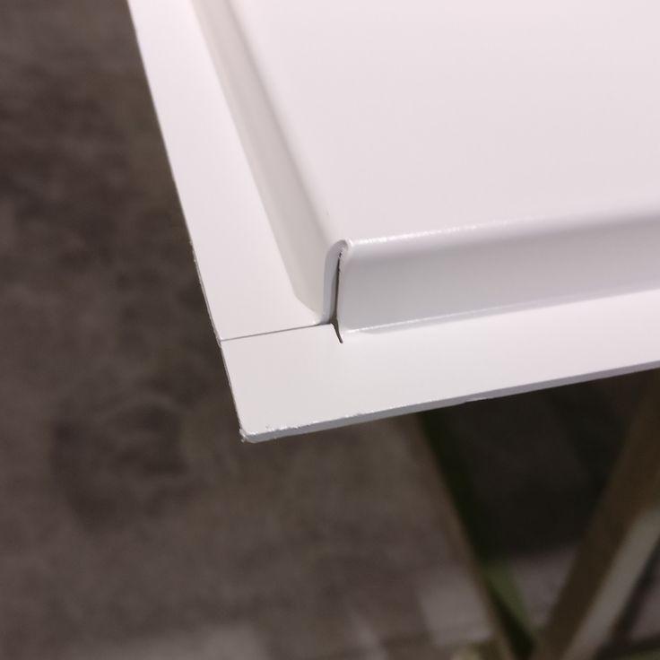 LaserCut corner Sheet Bending - Pli / Contrepli Jonction en angle en découpe Laser
