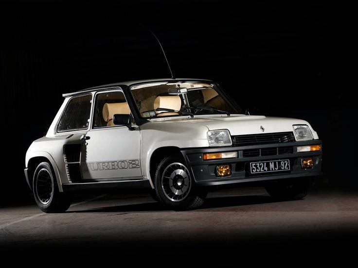 1983–86 Renault 5 Turbo 2
