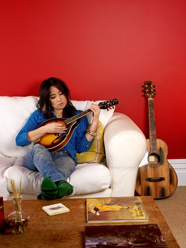 "KT Tunstall. ""Suddenly I see"" Never get sick of hearing this."