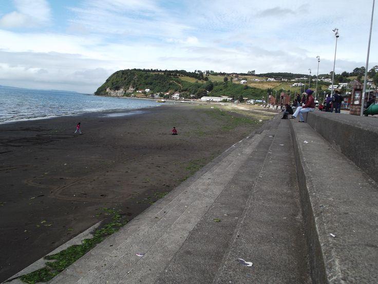 Costanera-Mirador de Achao, Isla Quinchao.