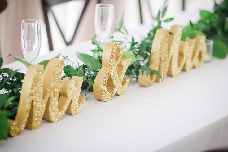 23 Best Wedding Head Table Decor Images On Pinterest