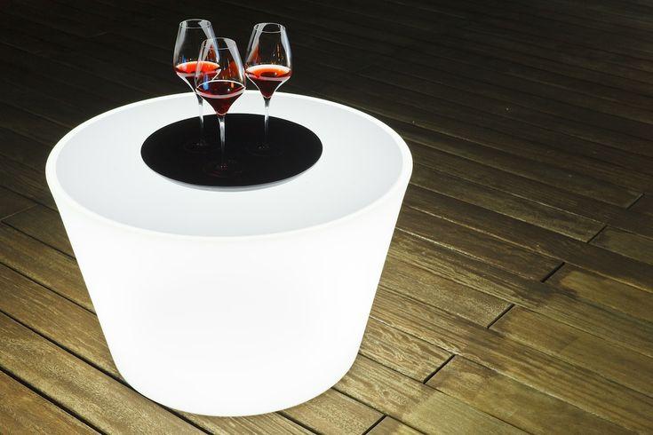 Table Basse Avec Tiroir Blanche ~   Table Basse Led On Pinterest  Table Basse Lumineuse, Coffee Tables