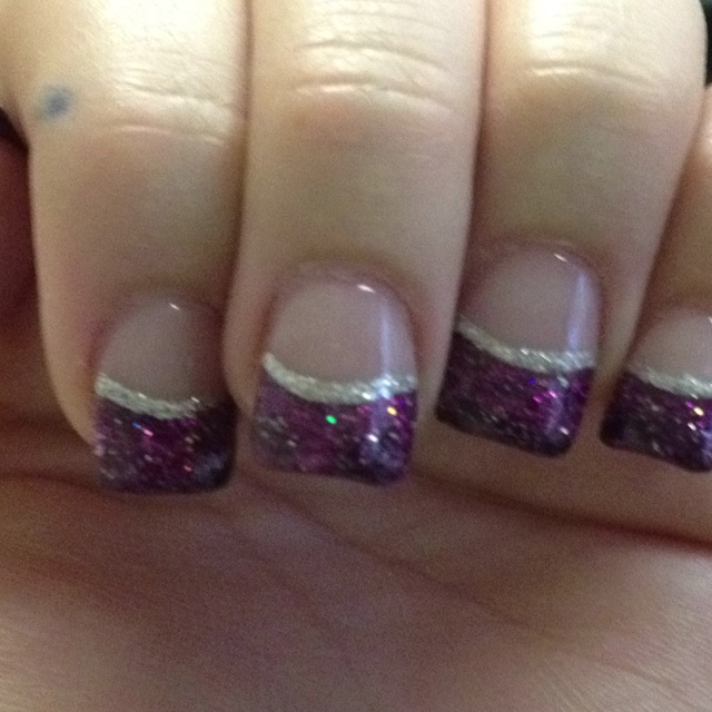 Best 20+ Purple Wedding Nails Ideas On Pinterest