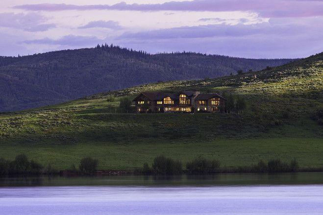 【スライドショー】米コロラド州の四季を通じて楽しめるスキーハウス - WSJ.com