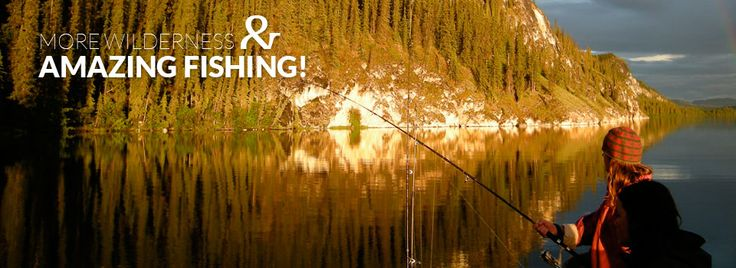 Wilderness Fishing Yukon offers fly in fishing for people who would like to take a vacation to our Canada fishing lodge and cabins. Canadian fishing at it's finest.