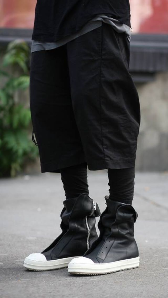 Rick s stylish shorts · Rick Owens MenBlack ...