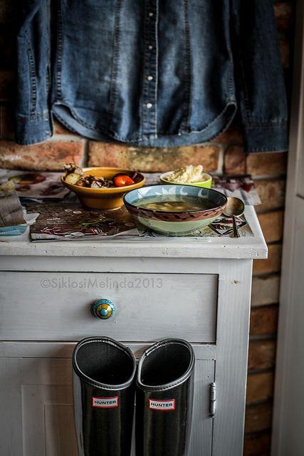 chicken soup | Flickr - Photo Sharing!