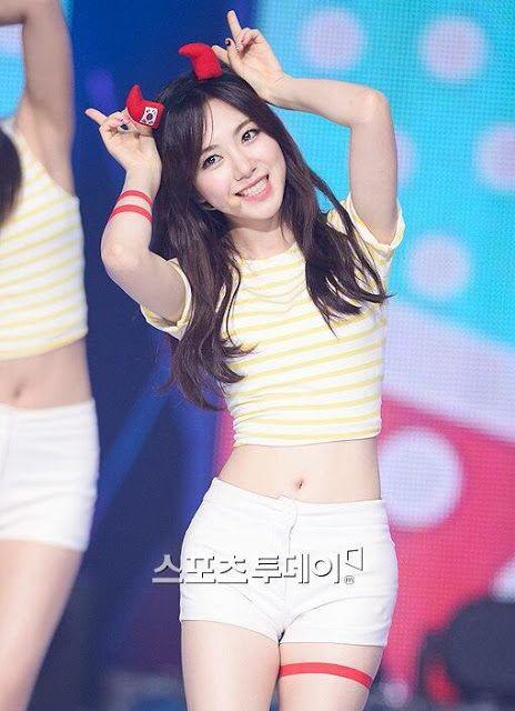 [Birthday Girl] 10 Stunning pics of AOA Mina :: Daily K Pop News | Latest K-Pop News