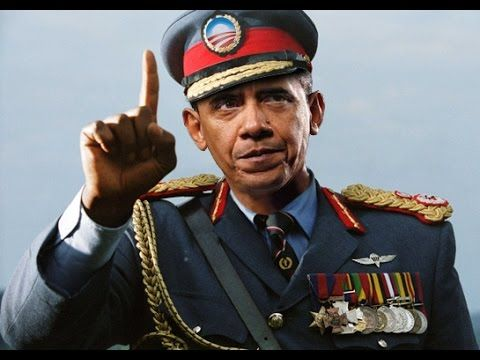 Why Should Obama Declare Martial Law?