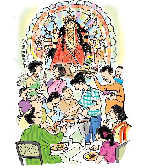 Ghosts of Pujas past