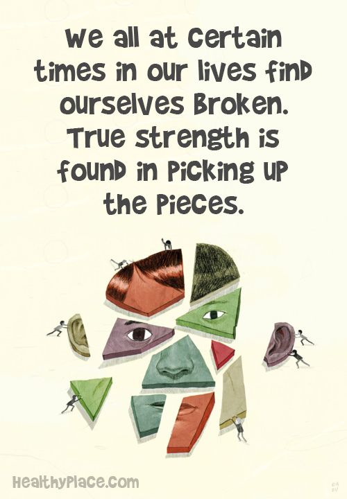 Picking Up The Pieces Quotes Quotesgram