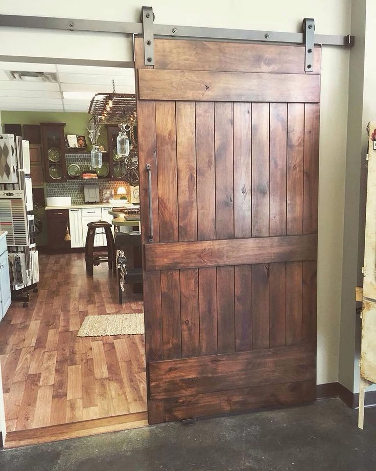Barn door lovin for Barn doors for home office