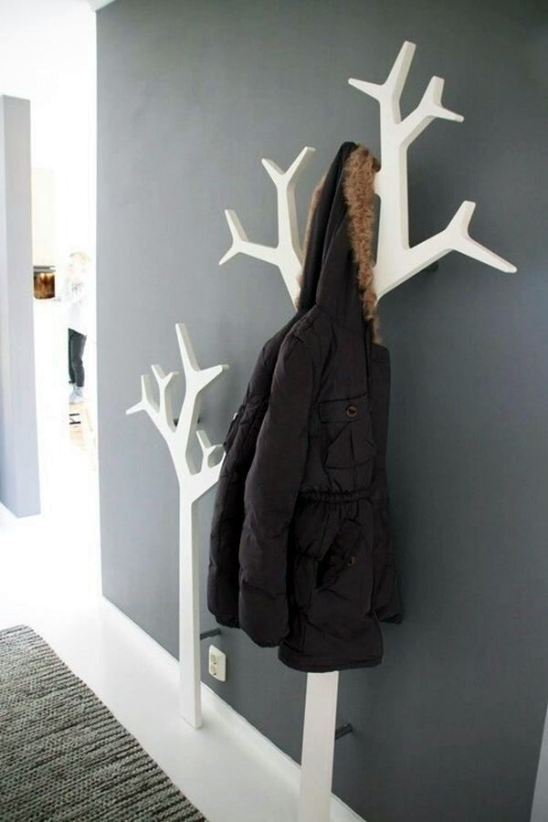 Best 25+ Wall coat rack ideas on Pinterest | Entryway coat hooks, Entryway coat  rack and Diy coat rack