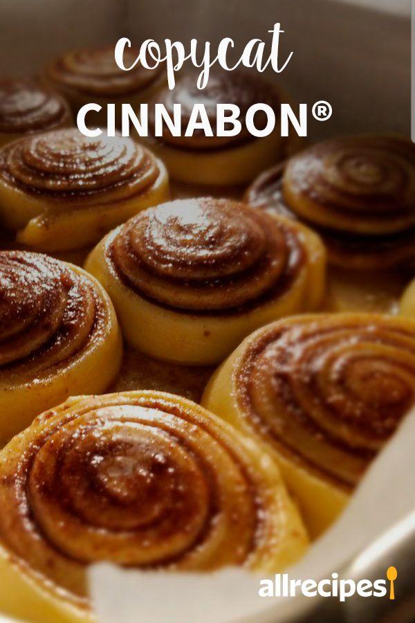 Clone Of A Cinnabon Recipe Recipe In 2020 Cinnabon Recipe Clone Of A Cinnabon Recipe Cinnabon