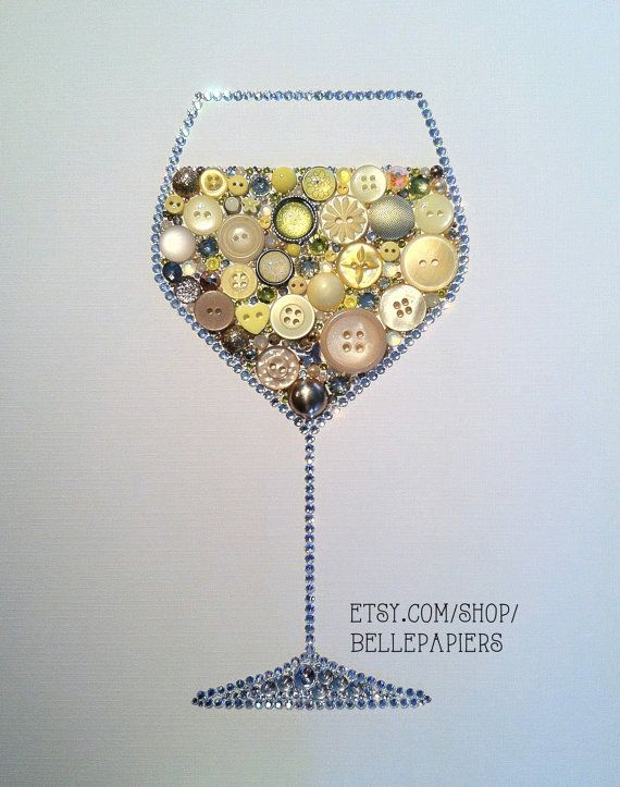 Hey, I found this really awesome Etsy listing at http://www.etsy.com/listing/166233249/wine-lovers-button-art-wine-glass