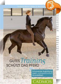 Gutes Training schützt das Pferd    :  Das Skelett-, Faszien- und Muskelsystem des Pferdes hat sich über Selektion so entwickelt, dass es energieeffizient 16 Stunden lang mit tiefem Kopf grasen kann und die restlichen acht  Stunden döst oder schläft. Leider wird in allen Anatomieatlanten und  Auktionskatalogen das Pferd in Aufrichtung abgebildet. So wird suggeriert, dass sie die natürliche Haltung des Pferdes ist. Das ist falsch. Um diese Haltung für den Pferdekörper schadensfrei über ...