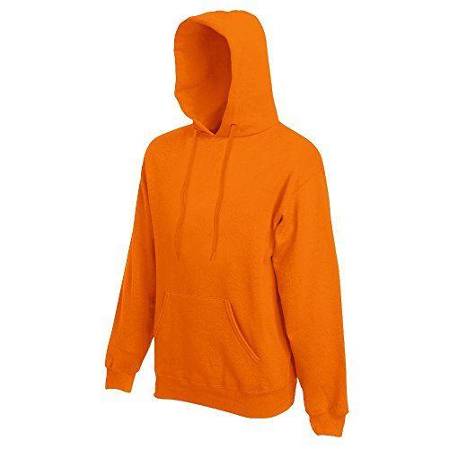 Fruit of the Loom - Kapuzen-Sweatshirt 'Hooded Sweat' L,Orange - http://on-line-kaufen.de/unbekannt/l-fruit-of-the-loom-kapuzen-sweatshirt-hooded-21