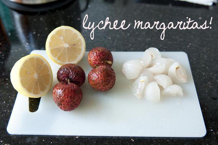 City Whispers: Lychee Margaritas
