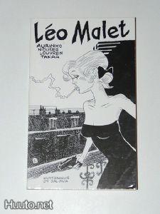 Leo Malet: Aurinko nousee Louvren takaa